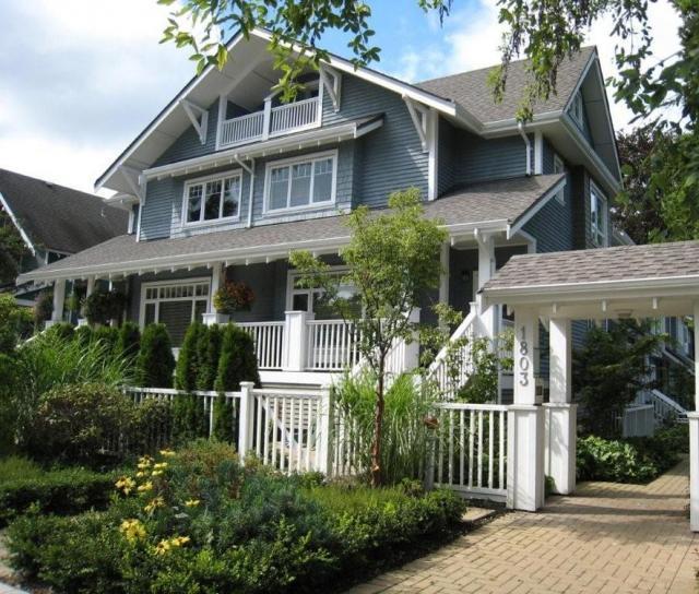 1803 Macdonald Street, Kitsilano, Vancouver West