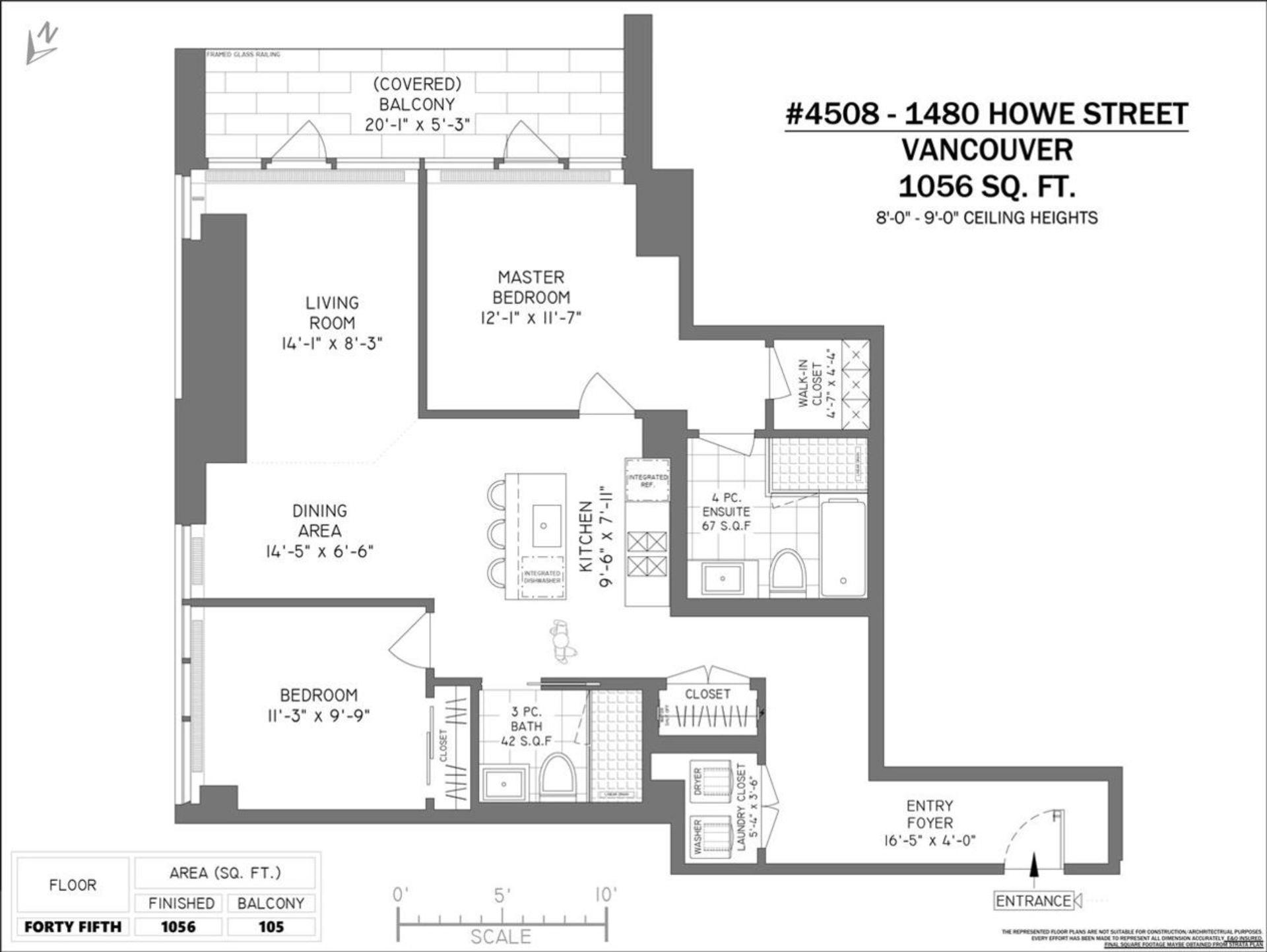 1480-howe-street-yaletown-vancouver-west-20 at 4508 - 1480 Howe Street, Yaletown, Vancouver West