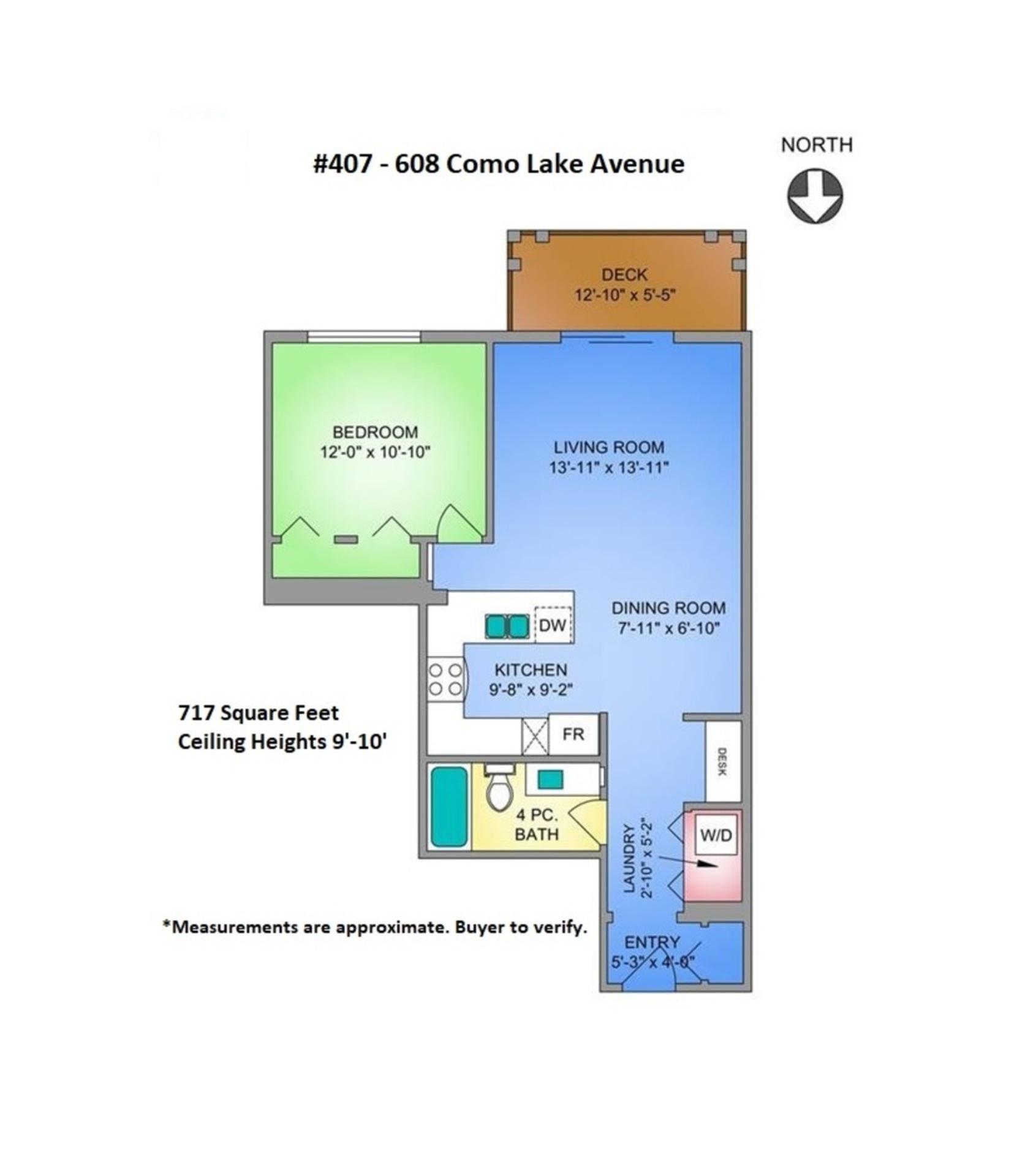 608-como-lake-avenue-coquitlam-west-coquitlam-22 at 407 - 608 Como Lake Avenue, Coquitlam West, Coquitlam