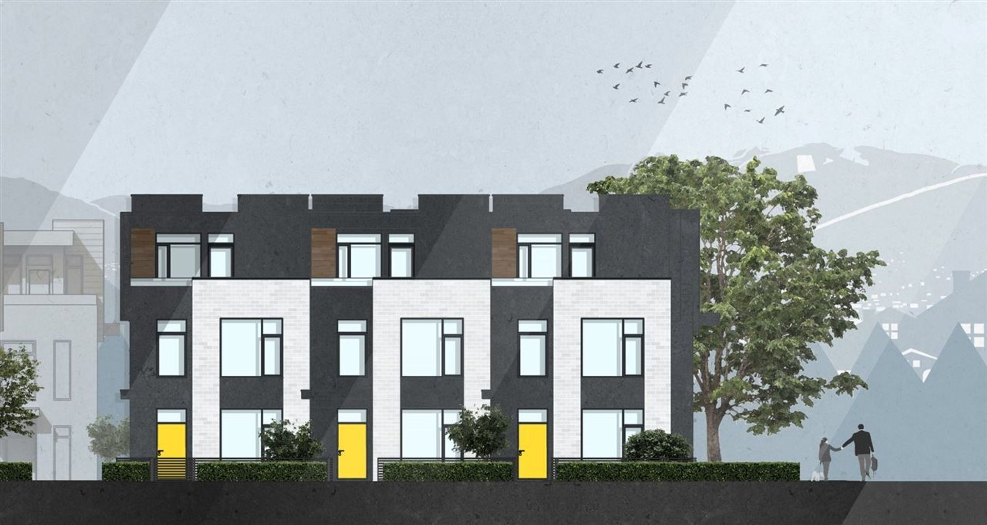 TH16 - 6778 Oak Street, South Cambie, Vancouver West