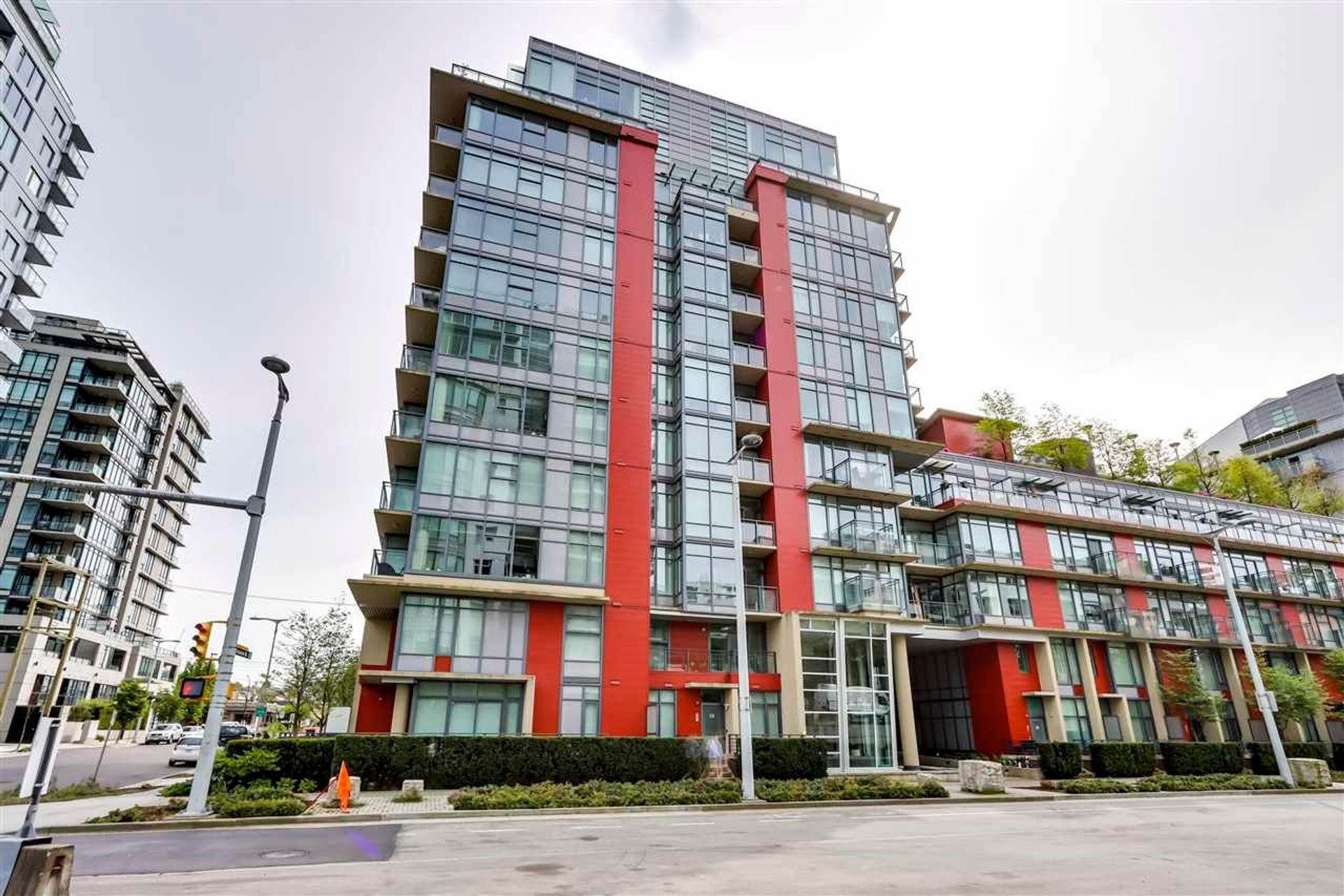 603 - 38 W 1st Avenue, False Creek, Vancouver West
