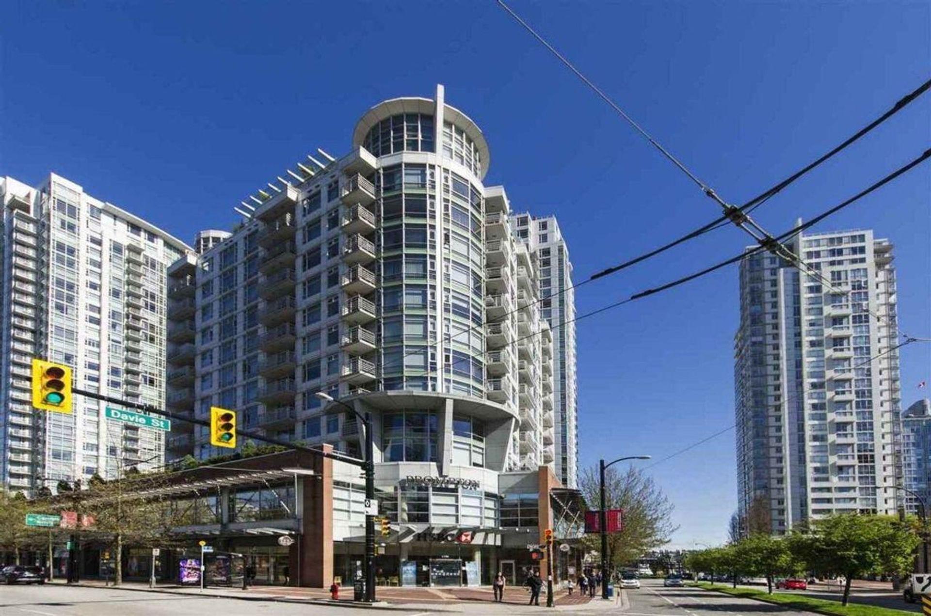189-davie-street-yaletown-vancouver-west-01 at 1601 - 189 Davie Street, Yaletown, Vancouver West