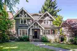 Front of House at 3241 W 24th Avenue, Dunbar, Vancouver West