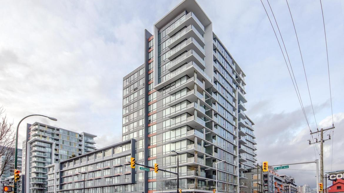 616 - 1783 Manitoba Street, False Creek, Vancouver West
