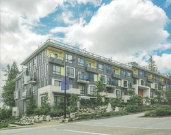 exterior1 at 504 - 1012 Auckland Street, Uptown NW, New Westminster