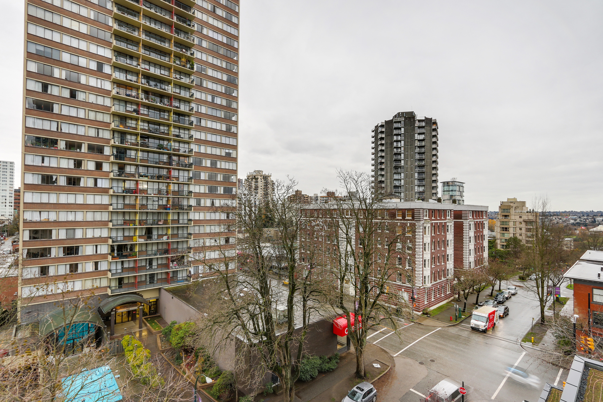 16 at 701 - 1171 Jervis Street, West End VW, Vancouver West