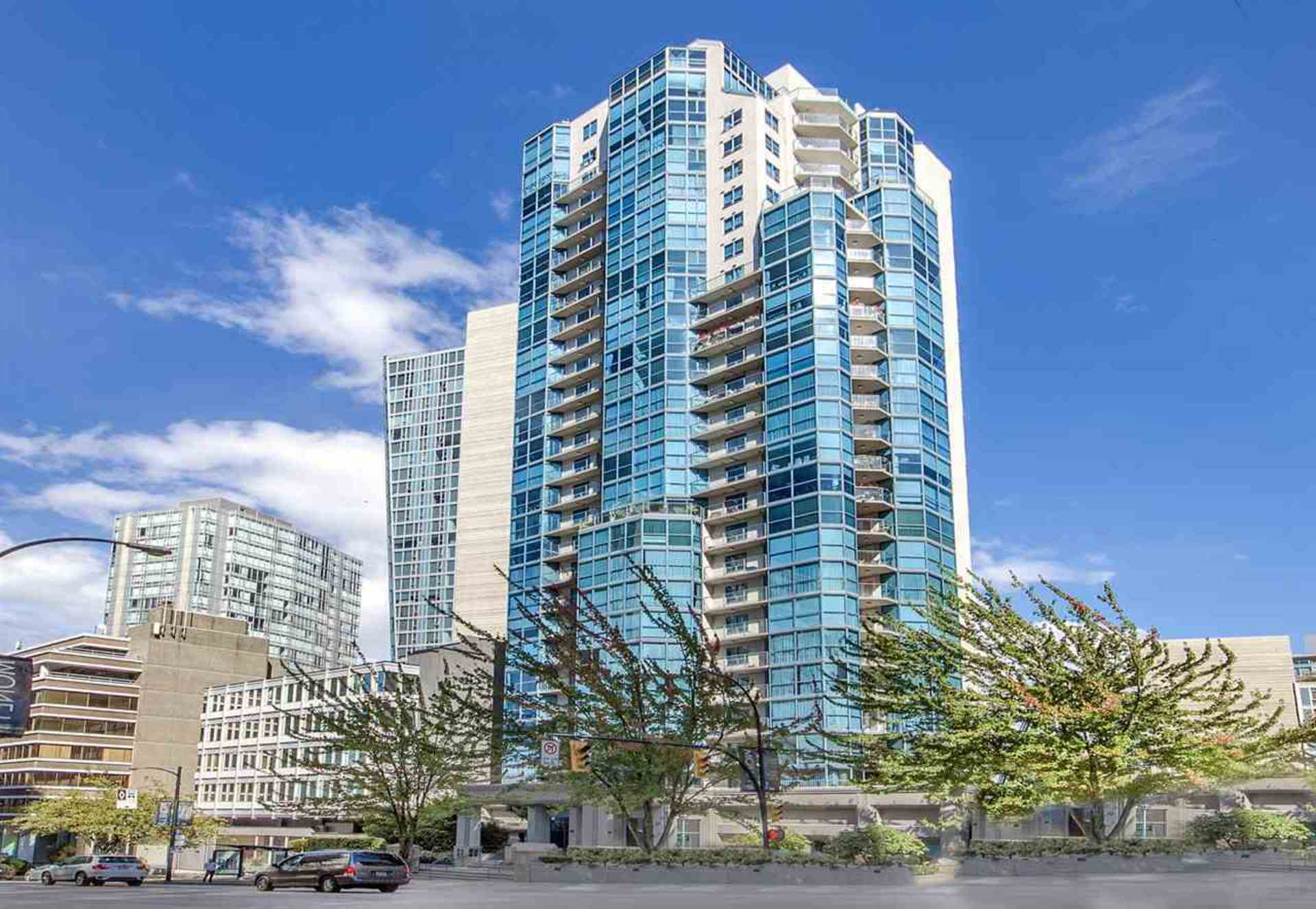 1415-w-georgia-street-coal-harbour-vancouver-west-01 at 201 - 1415 W Georgia Street, Coal Harbour, Vancouver West