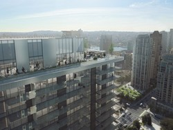 8x-on-the-park-4 at 2604 - 1111 Richards Street, Yaletown, Vancouver West