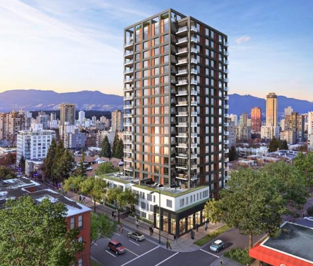 1902 - 1171 Jervis Street, West End VW, Vancouver West 2