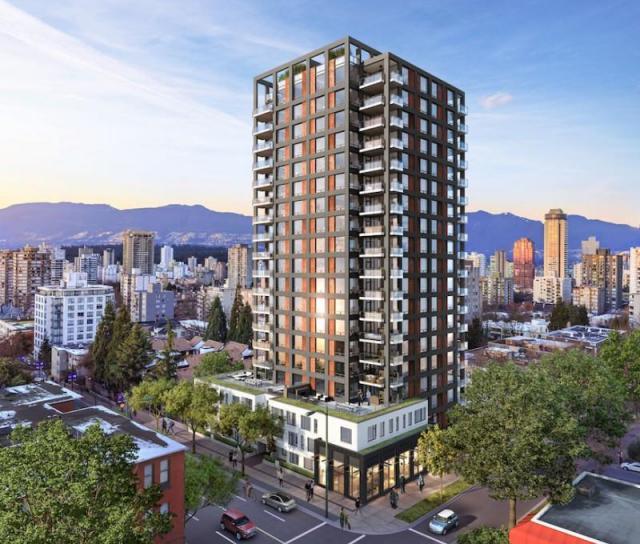 901 - 1171 Jervis Street, West End VW, Vancouver West 2