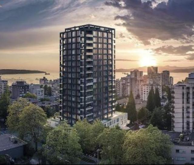1201 - 1171 Jervis Street, West End VW, Vancouver West 2