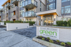 02 at 307 - 707 E 3rd Street, Lower Lonsdale, North Vancouver