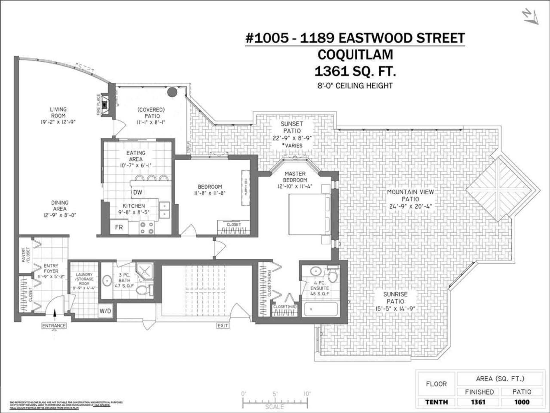 1189-eastwood-street-north-coquitlam-coquitlam-20 at 1005 - 1189 Eastwood Street, North Coquitlam, Coquitlam