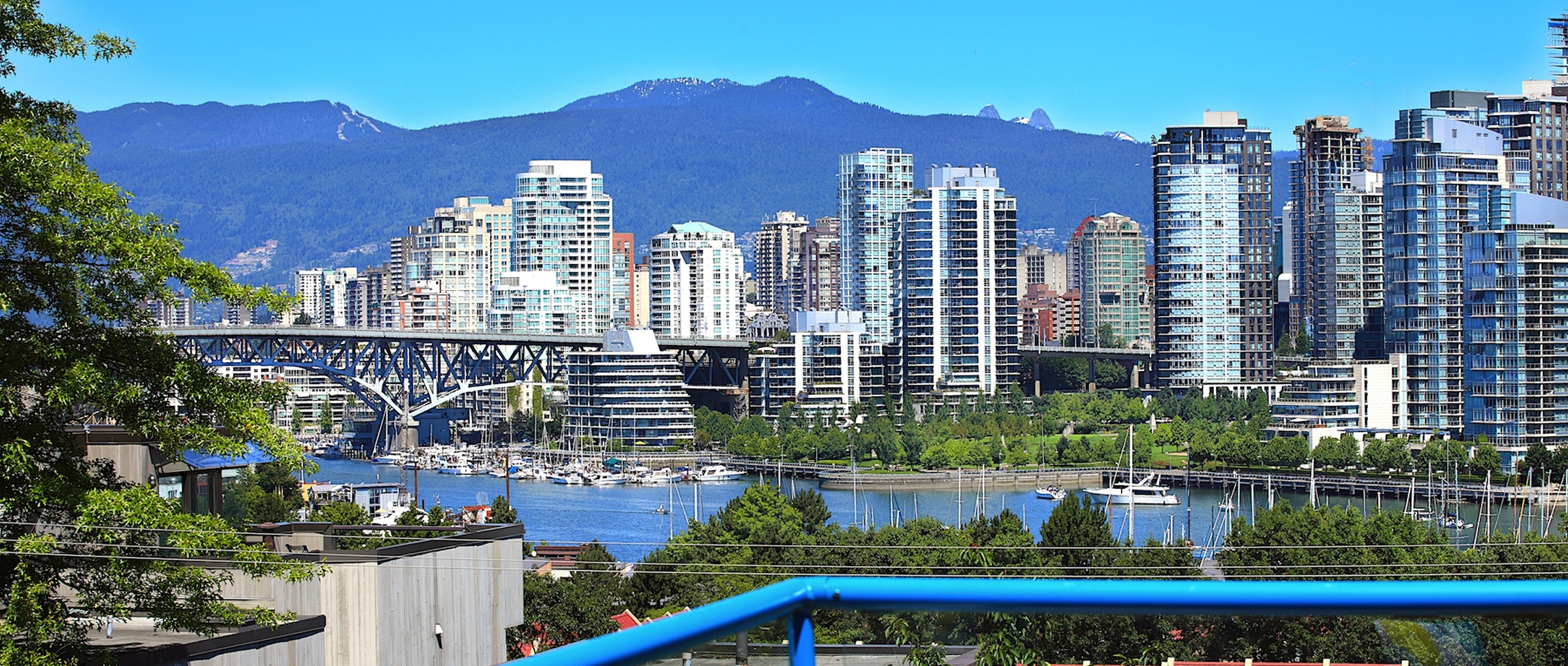 Two Bedroom Properties in Vancouver
