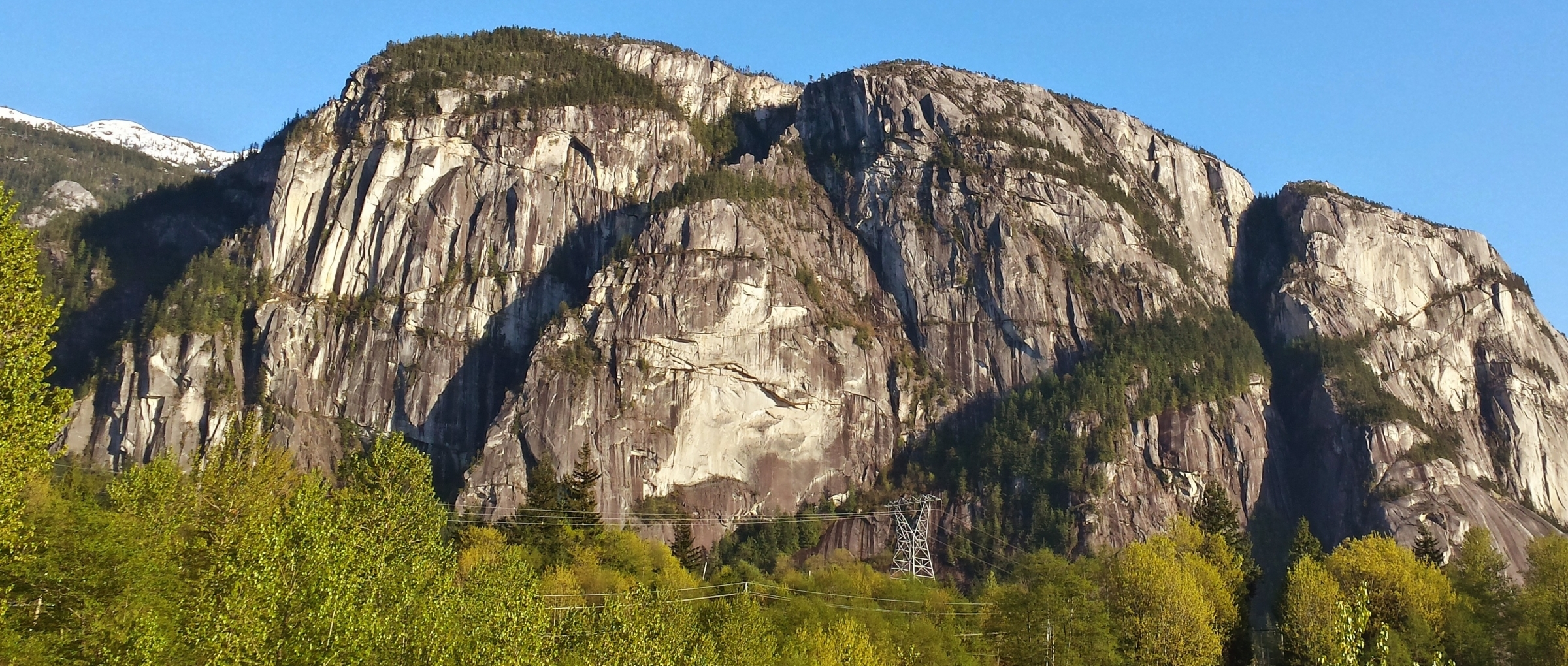 Homes in Squamish