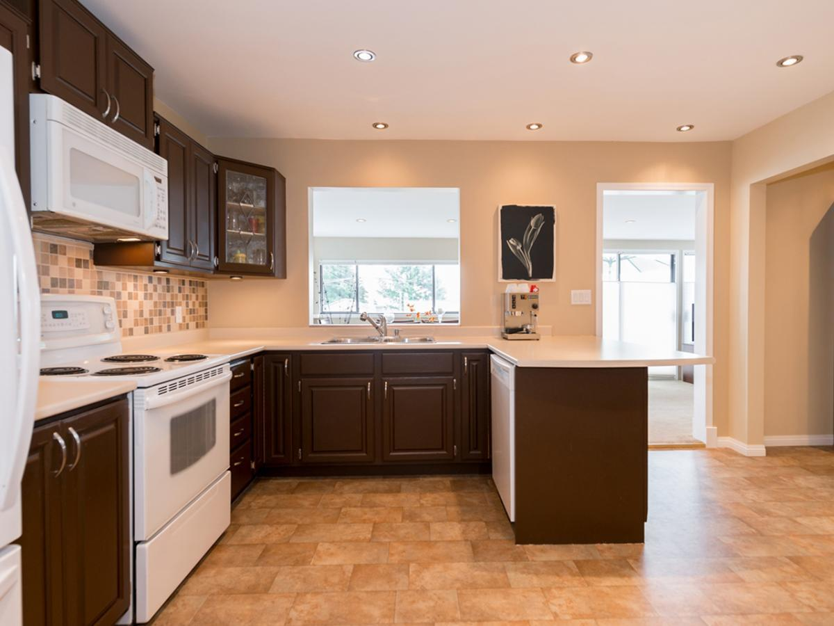 Kitchen at 233 East 28th Street, Upper Lonsdale, North Vancouver