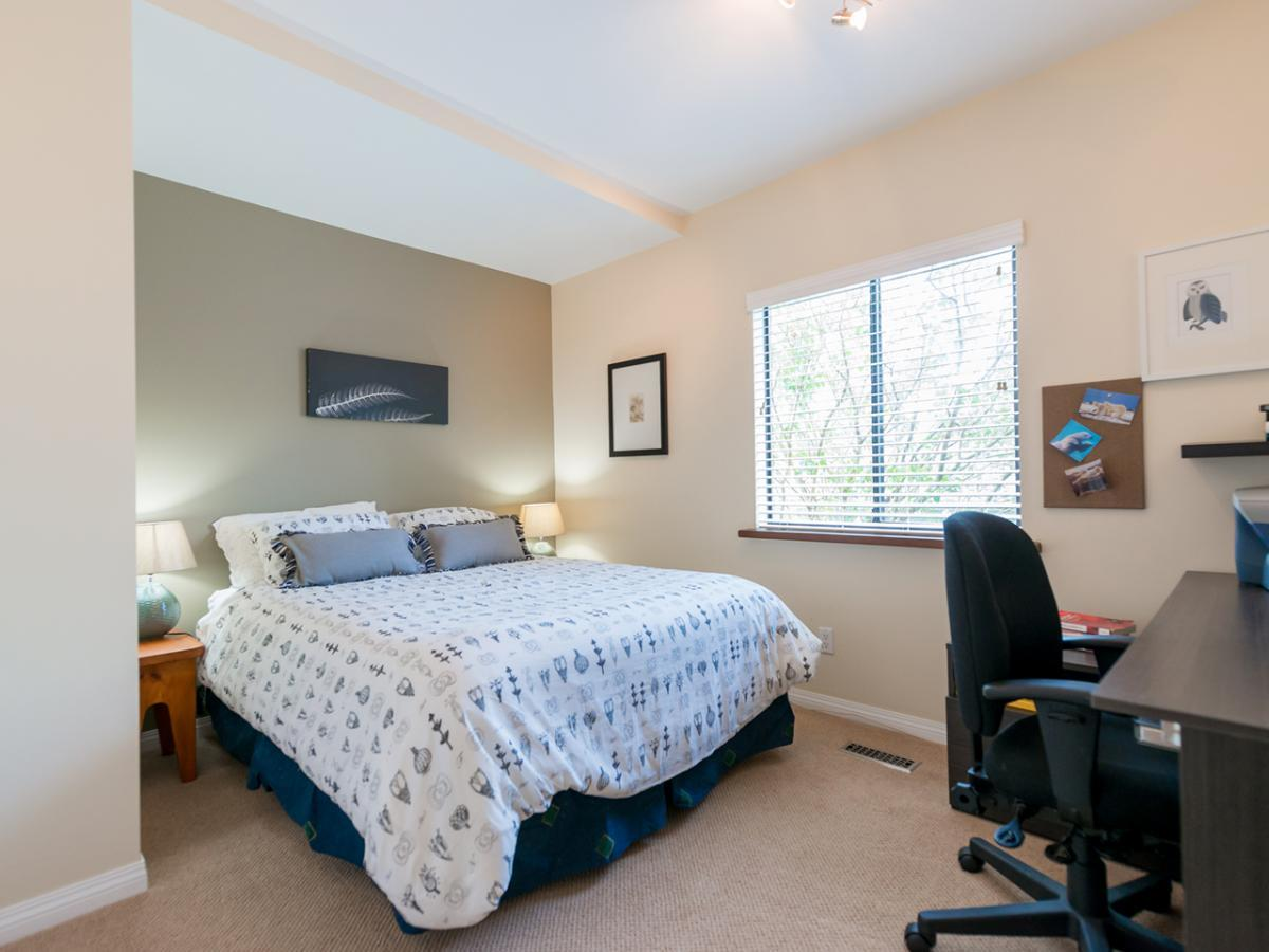 Main Floor Bedroom at 233 East 28th Street, Upper Lonsdale, North Vancouver