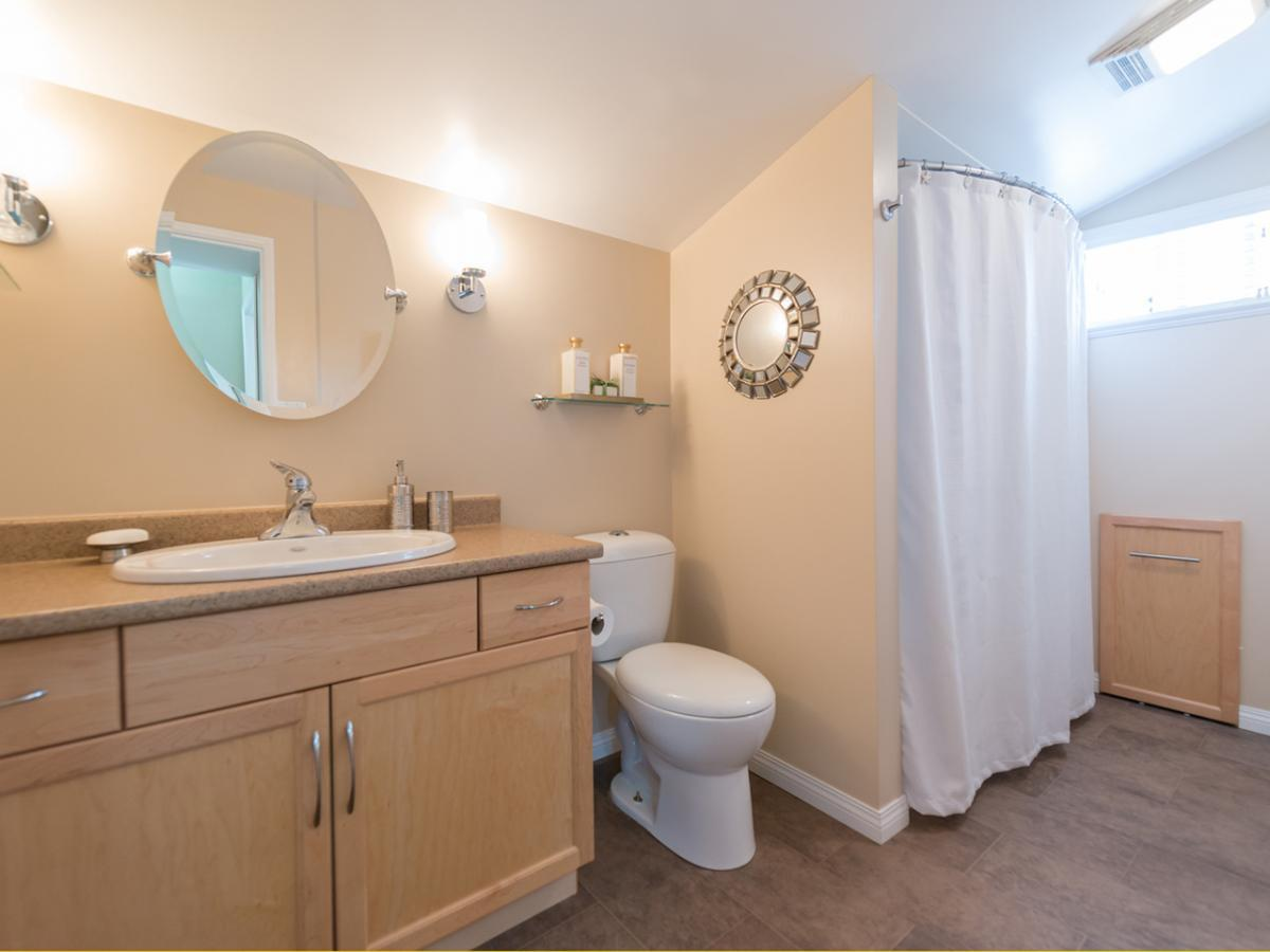 Master Ensuite Bathroom at 233 East 28th Street, Upper Lonsdale, North Vancouver