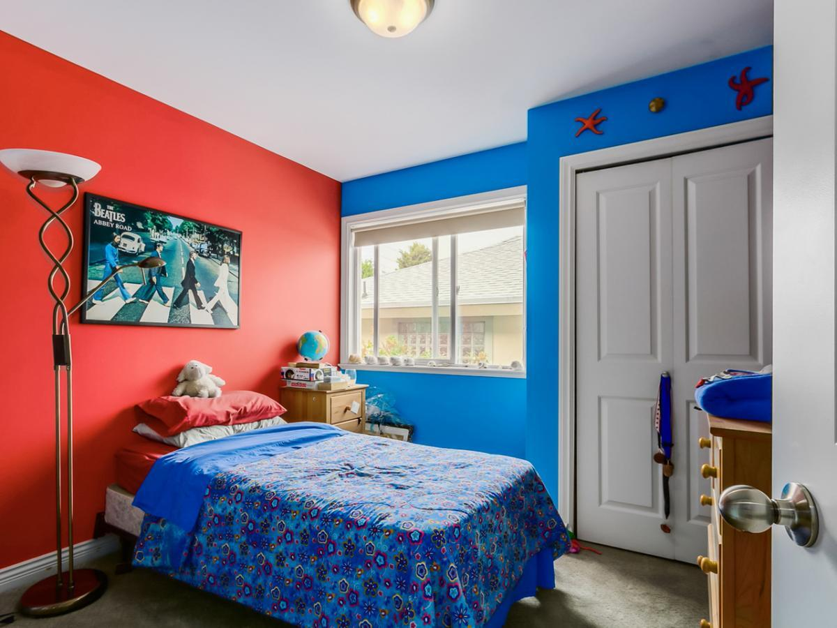 Bedroom at 240 East 21st Street, Central Lonsdale, North Vancouver