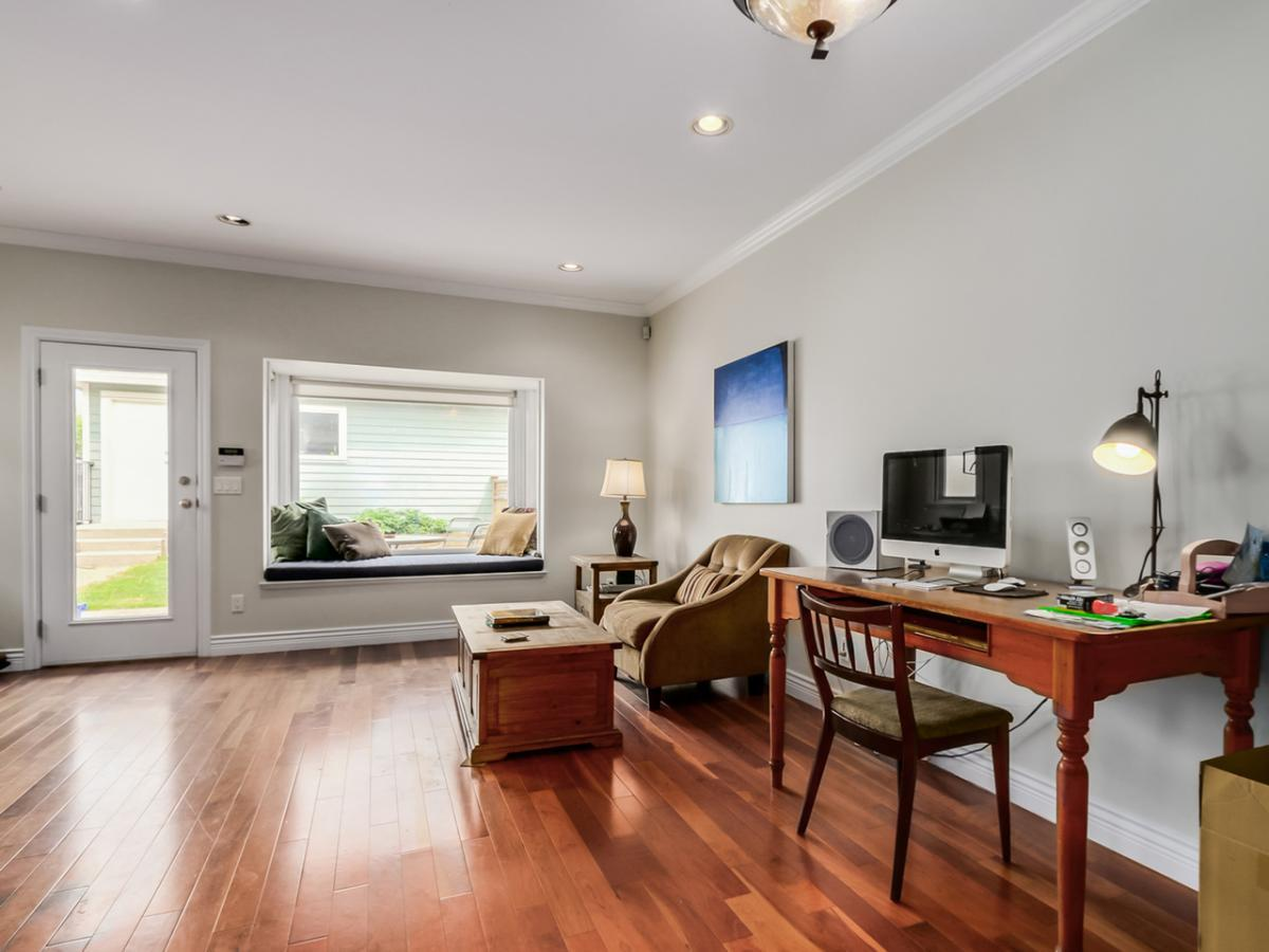 Family Room at 240 East 21st Street, Central Lonsdale, North Vancouver
