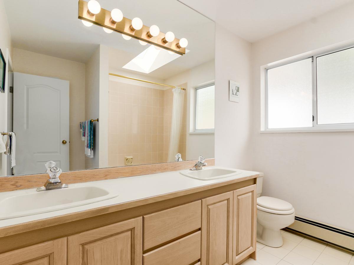Bathroom at 4575 Capilano Road, Canyon Heights NV, North Vancouver