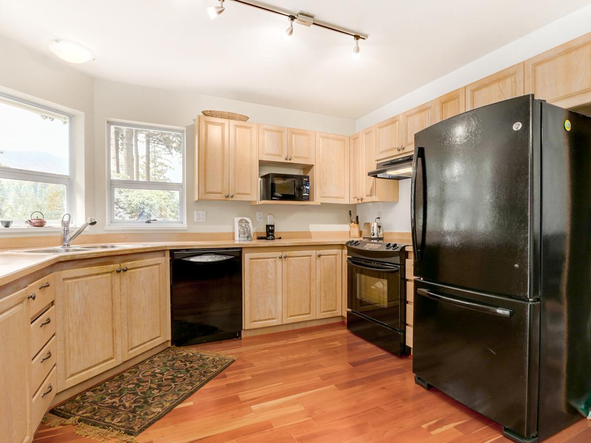 Kitchen at 4575 Capilano Road, Canyon Heights NV, North Vancouver
