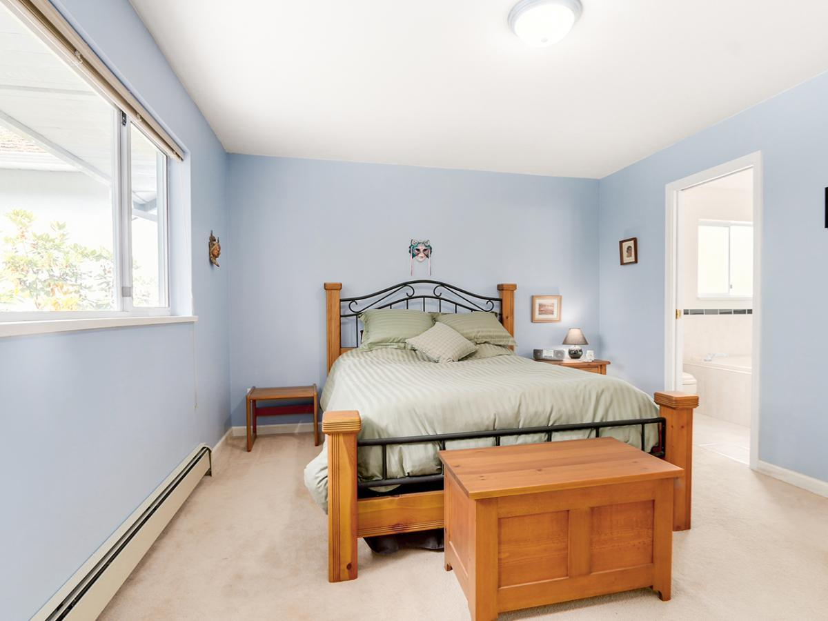Master Bedroom at 4575 Capilano Road, Canyon Heights NV, North Vancouver