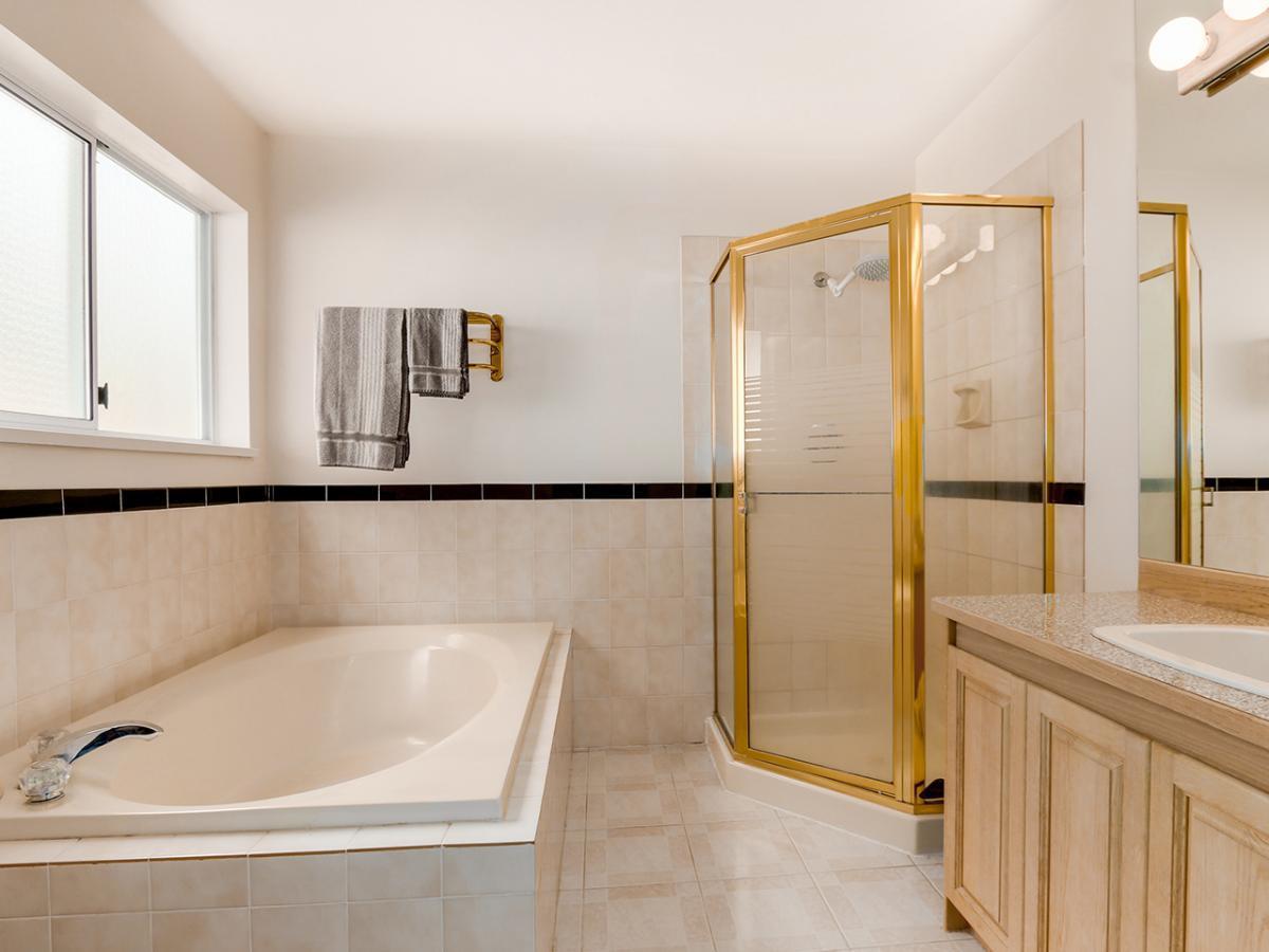 Master Bathroom at 4575 Capilano Road, Canyon Heights NV, North Vancouver