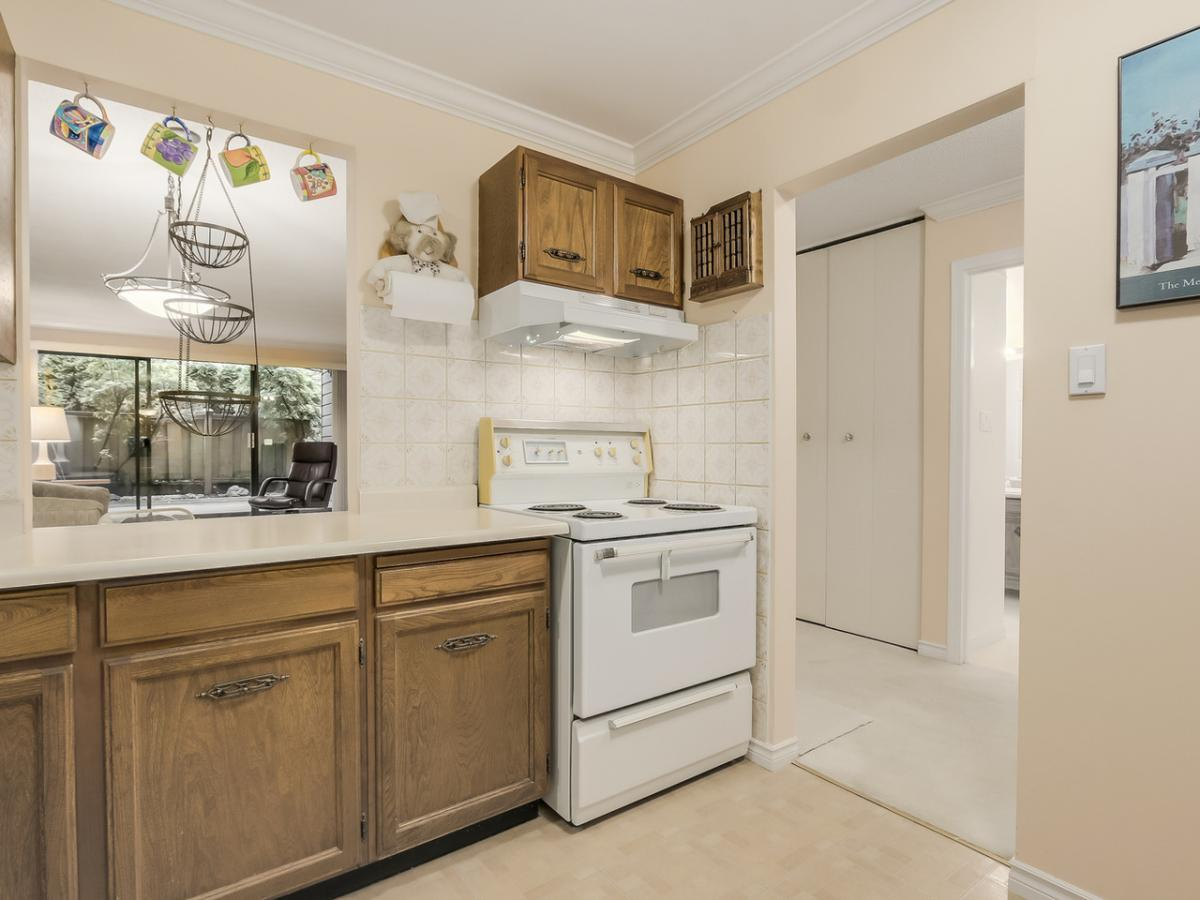 Kitchen at 106 - 1710 W 13th Avenue, Fairview VW, Vancouver West