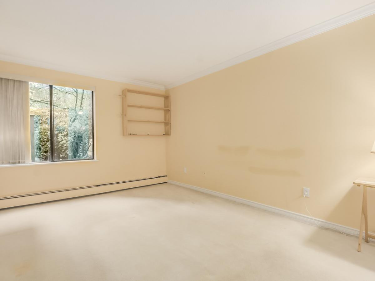 Bedroom at 106 - 1710 W 13th Avenue, Fairview VW, Vancouver West