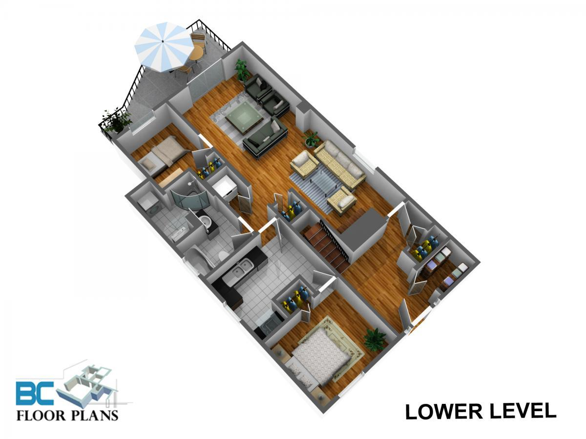 lower-level- at 2052 W Keith Road, Pemberton Heights, North Vancouver