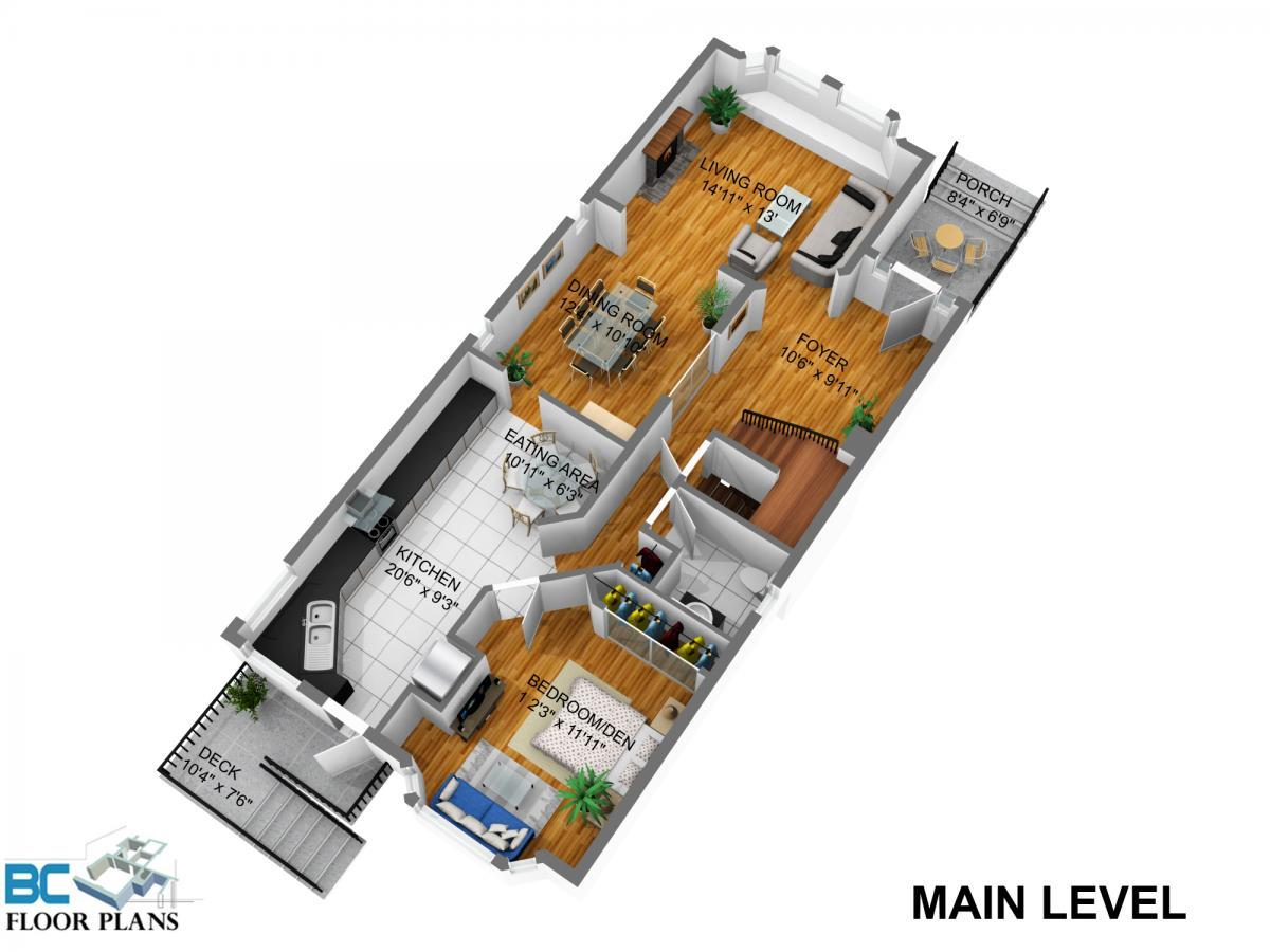 MAIN-LEVEL-DIM at 239 East 28th Street, Upper Lonsdale, North Vancouver