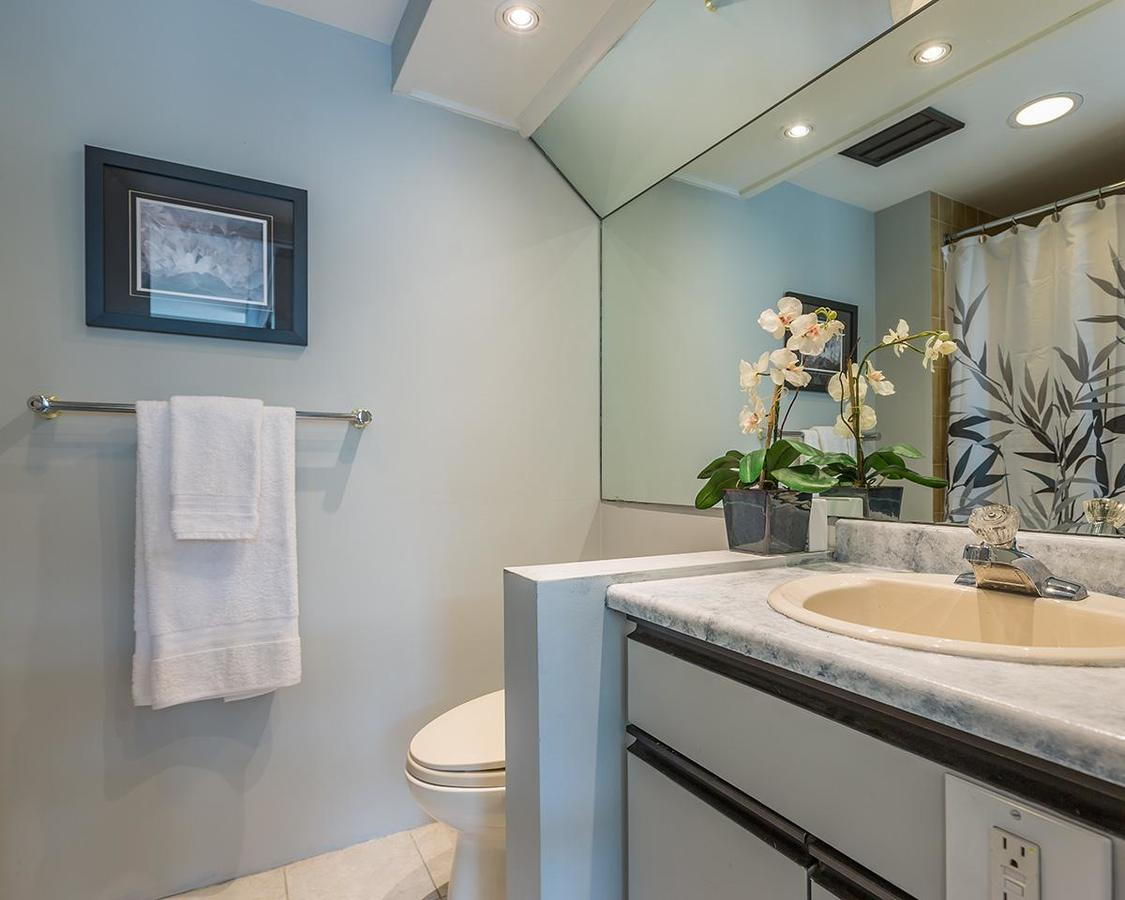 Main Floor Bathroom at 1002 - 1236 Bidwell Street, West End VW, Vancouver West