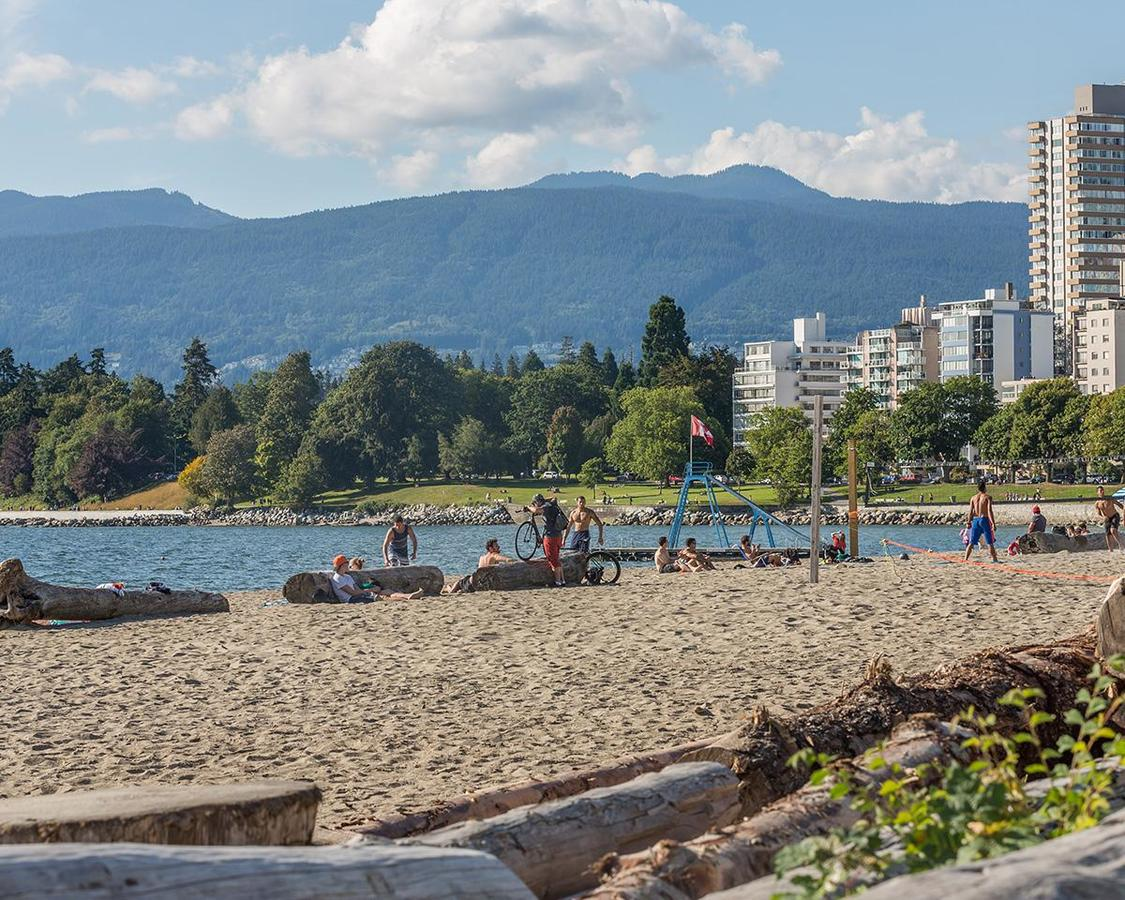 Neighbourhood - English Bay Stanley Park at 1002 - 1236 Bidwell Street, West End VW, Vancouver West