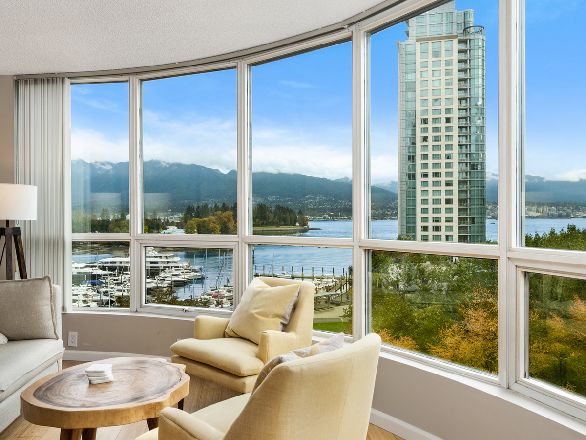 702-555-jervis-st-4862 at 702 - 555 Jervis Street, Coal Harbour, Vancouver West