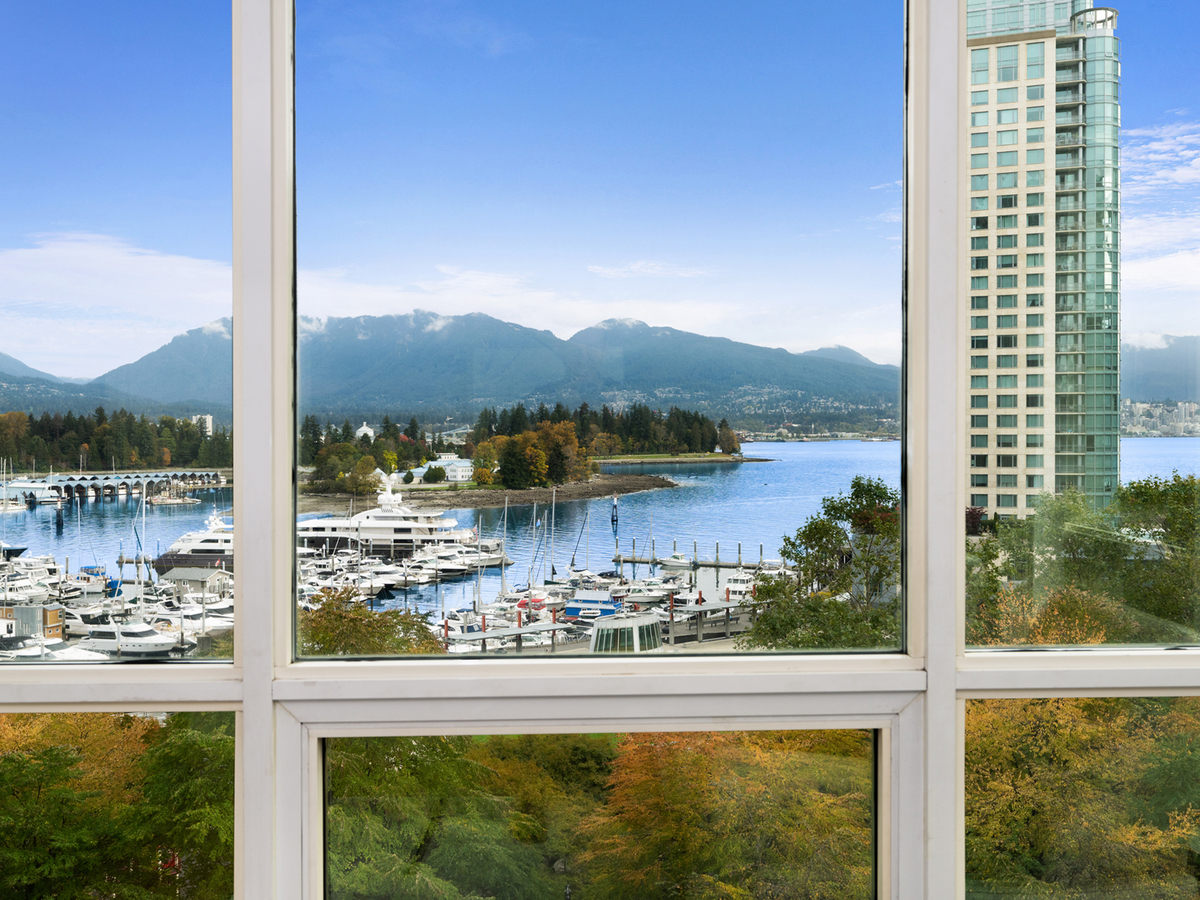 702-555-jervis-st-4929 at 702 - 555 Jervis Street, Coal Harbour, Vancouver West