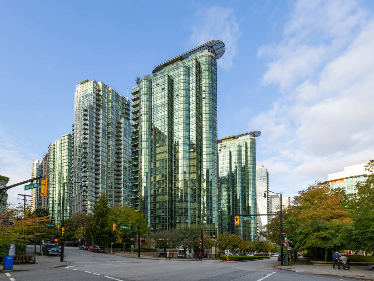 702-555-jervis-st-9418 at 702 - 555 Jervis Street, Coal Harbour, Vancouver West