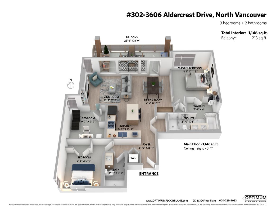 302_3606_Aldercrest_Drive_3D_mls-1 at 302 - 3606 Aldercrest Drive, Roche Point, North Vancouver
