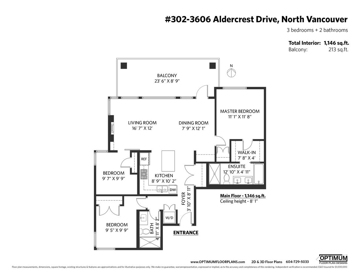 302_3606_aldercrest_drive_2d_mls at 302 - 3606 Aldercrest Drive, Roche Point, North Vancouver