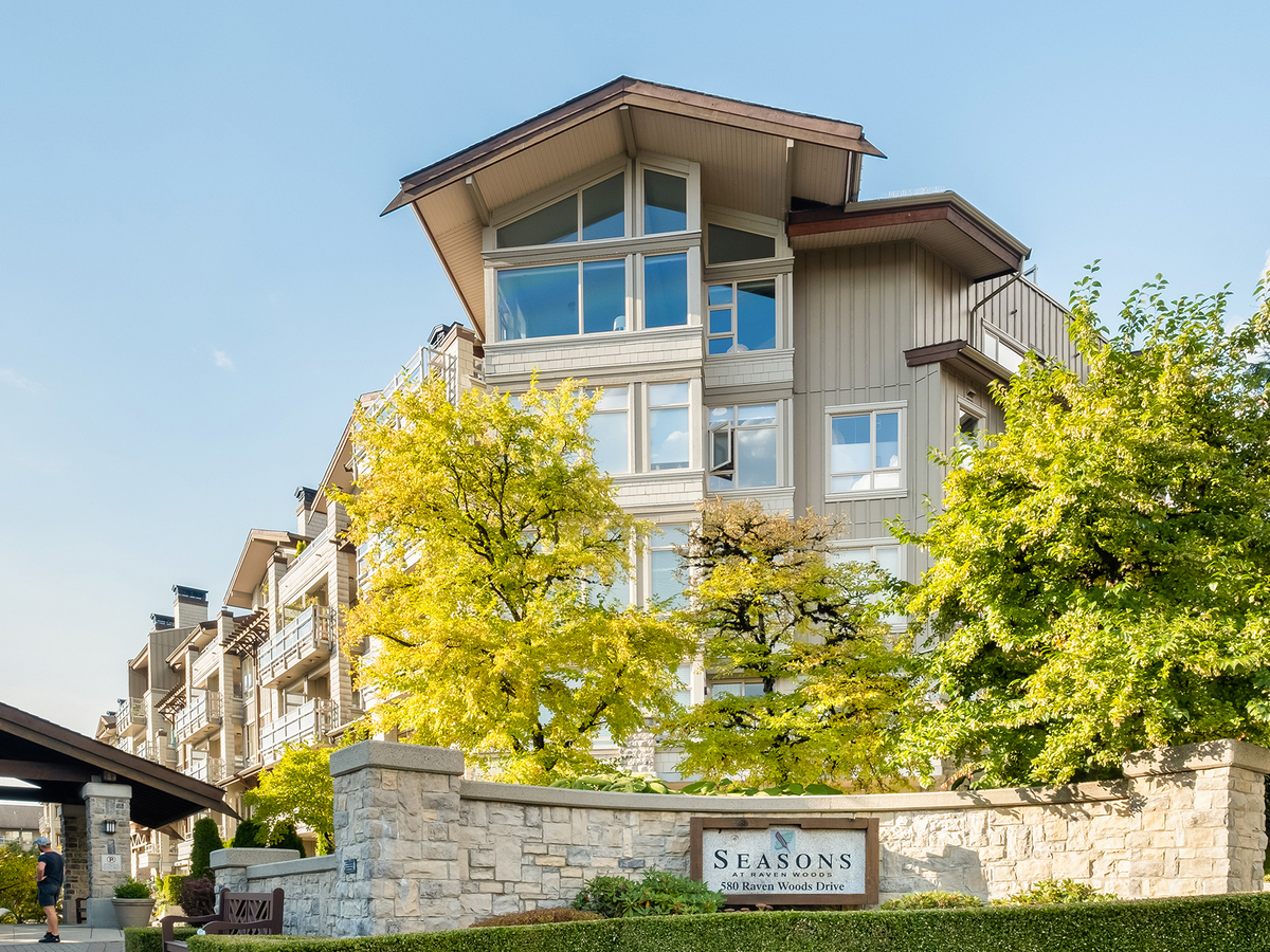 001 at 206 - 580 Raven Woods Drive, Roche Point, North Vancouver