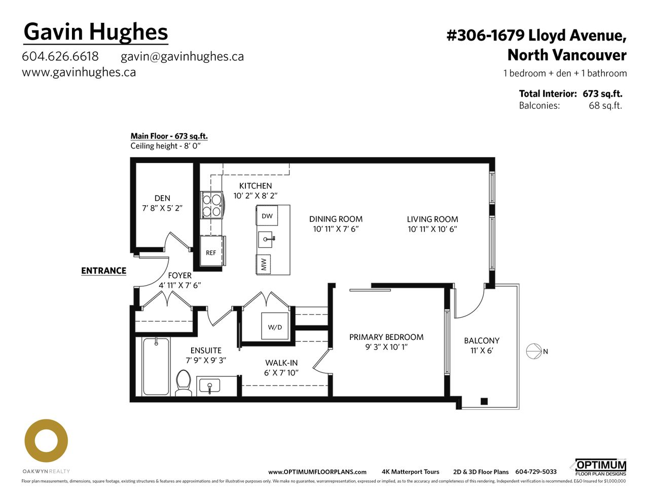 306_1679_lloyd_avenue at 306 - 1679 Lloyd Avenue, Pemberton NV, North Vancouver