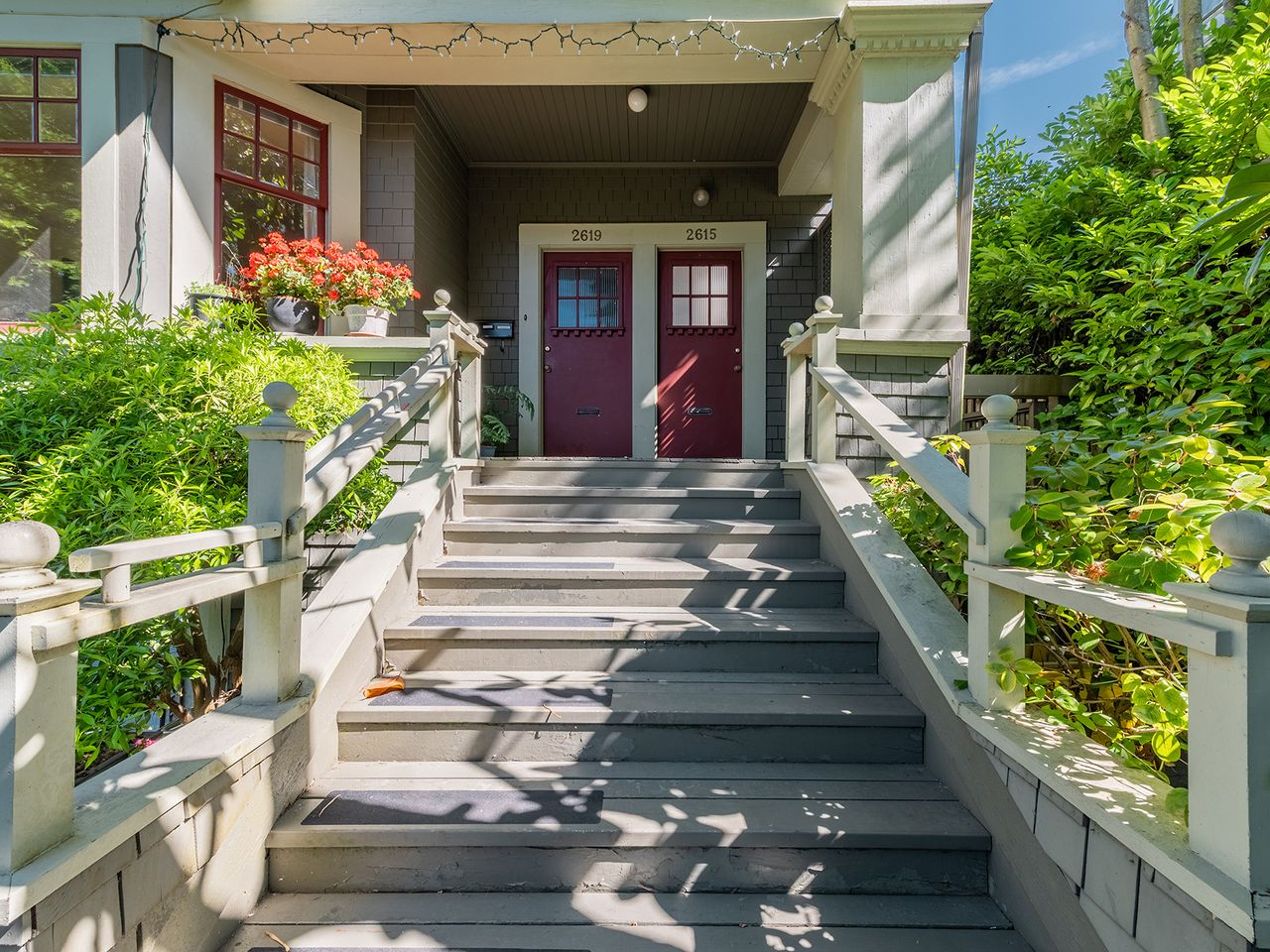 3 at 2615 West 2nd Avenue, Kitsilano, Vancouver West