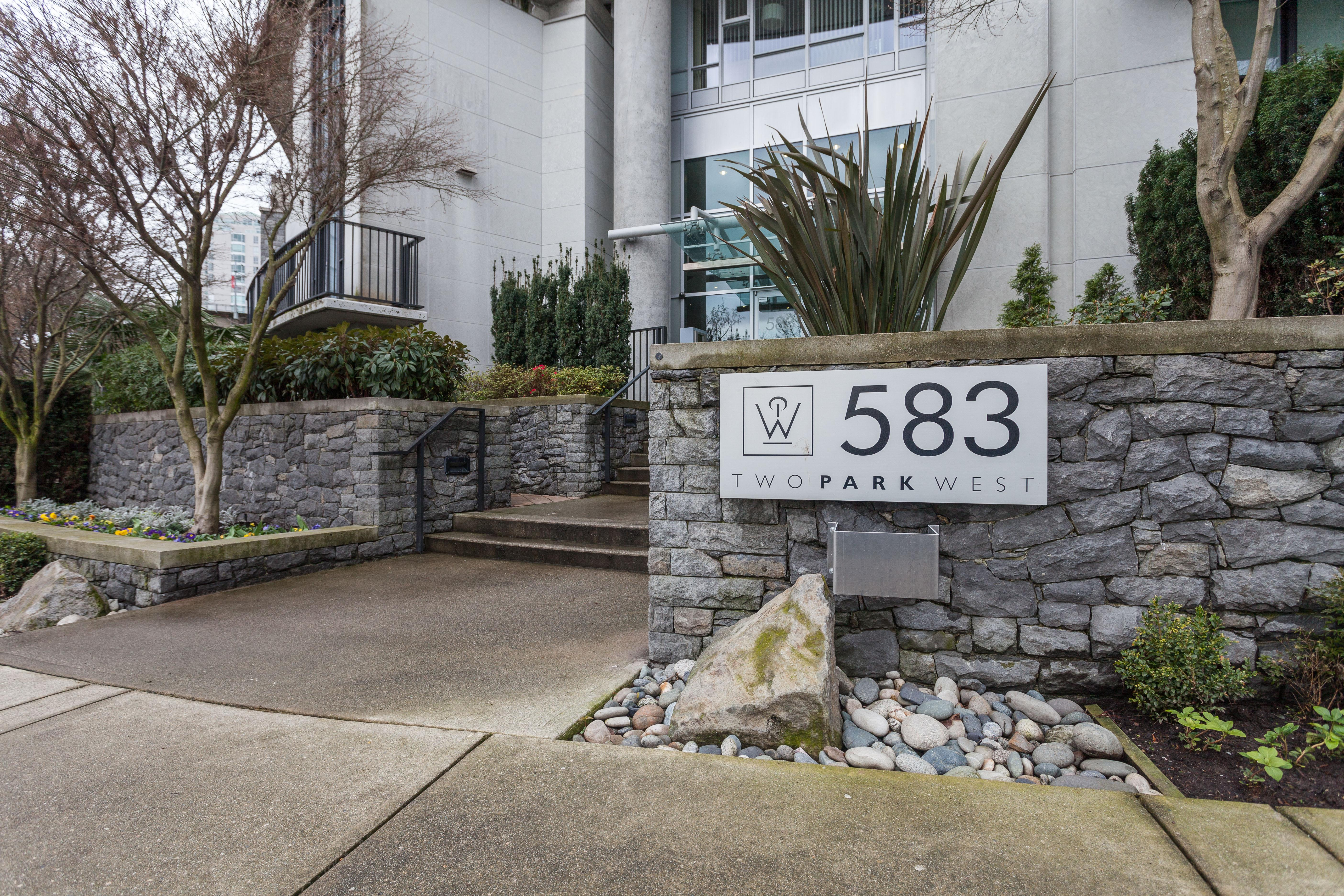 301 - 583 Beach Crescent, Yaletown, Vancouver West