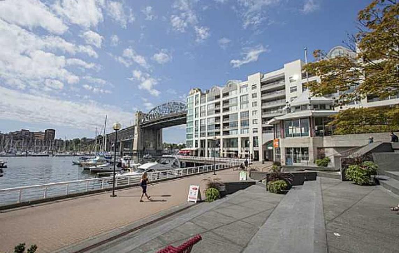 604 - 1008 Beach Avenue, West End VW, Vancouver West