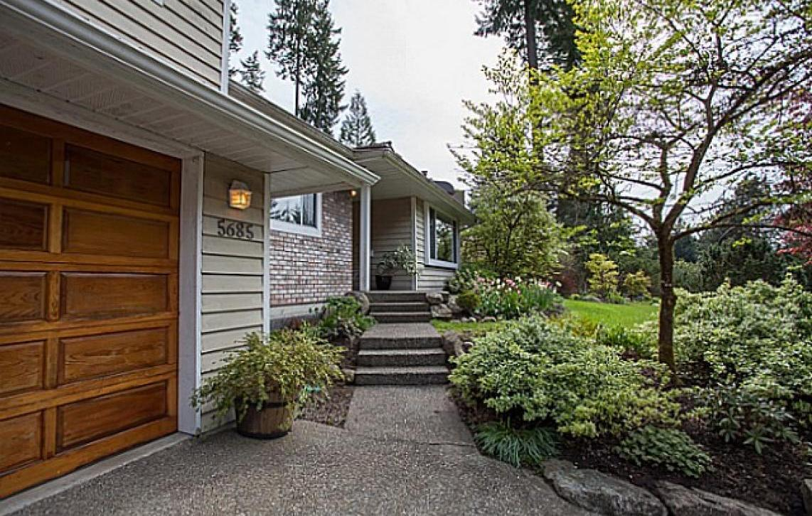 5685 Westport Road, Eagle Harbour, West Vancouver