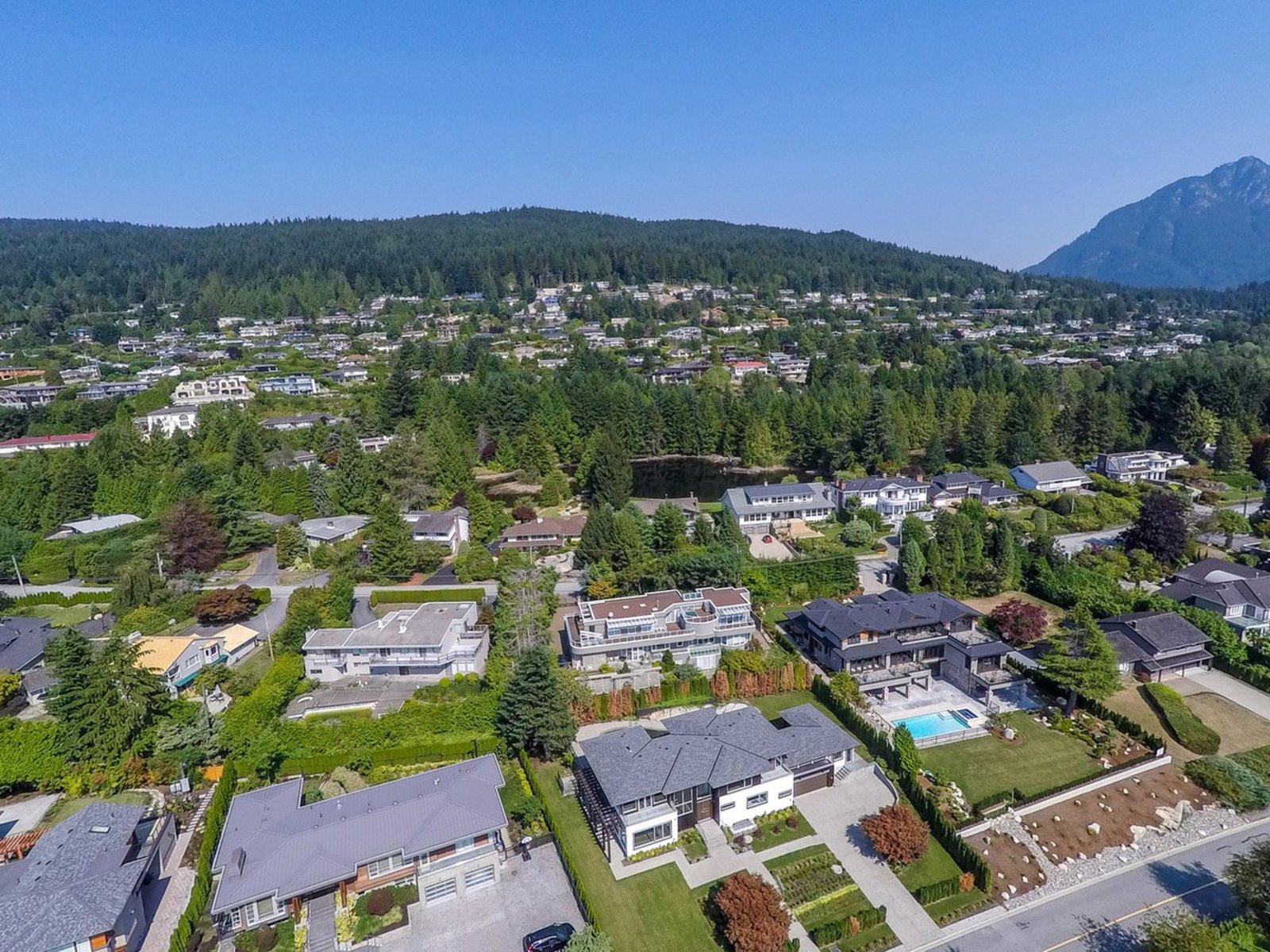 aerial-11-mls at 1002 Eyremount Drive, British Properties, West Vancouver