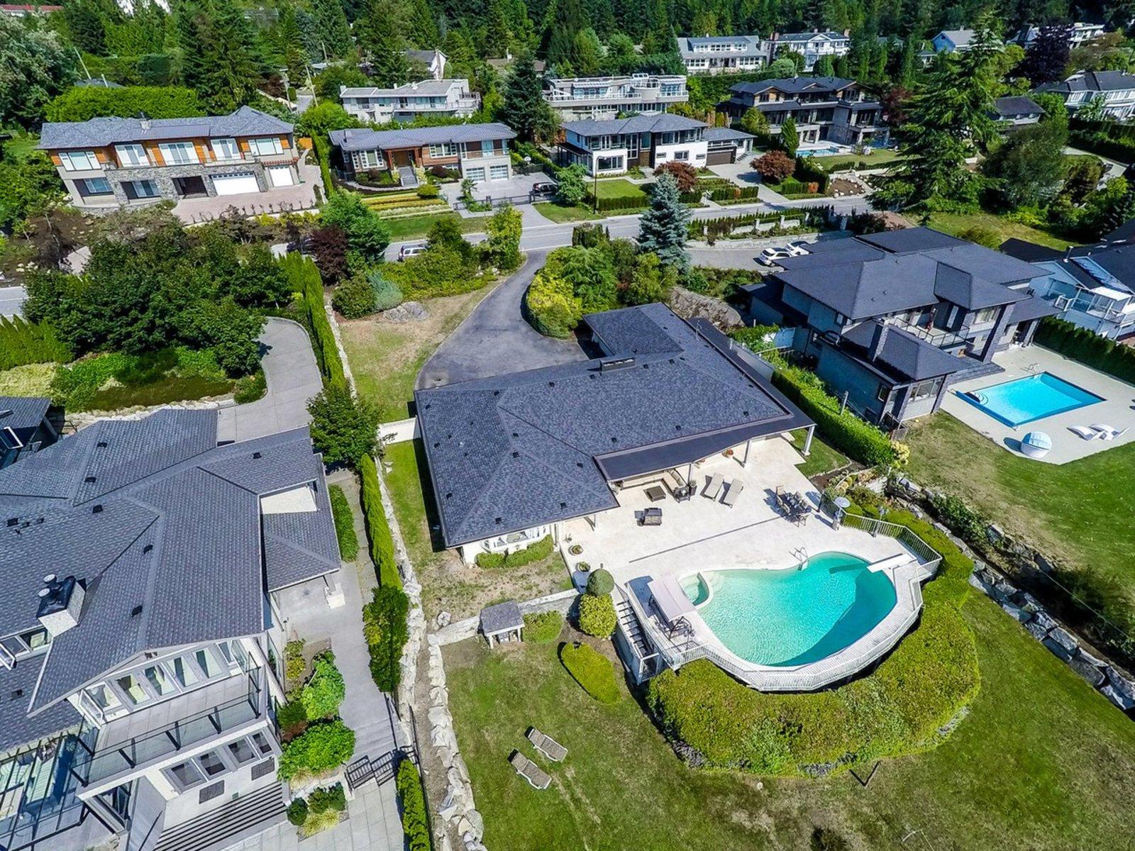 aerial-3-mls at 1002 Eyremount Drive, British Properties, West Vancouver