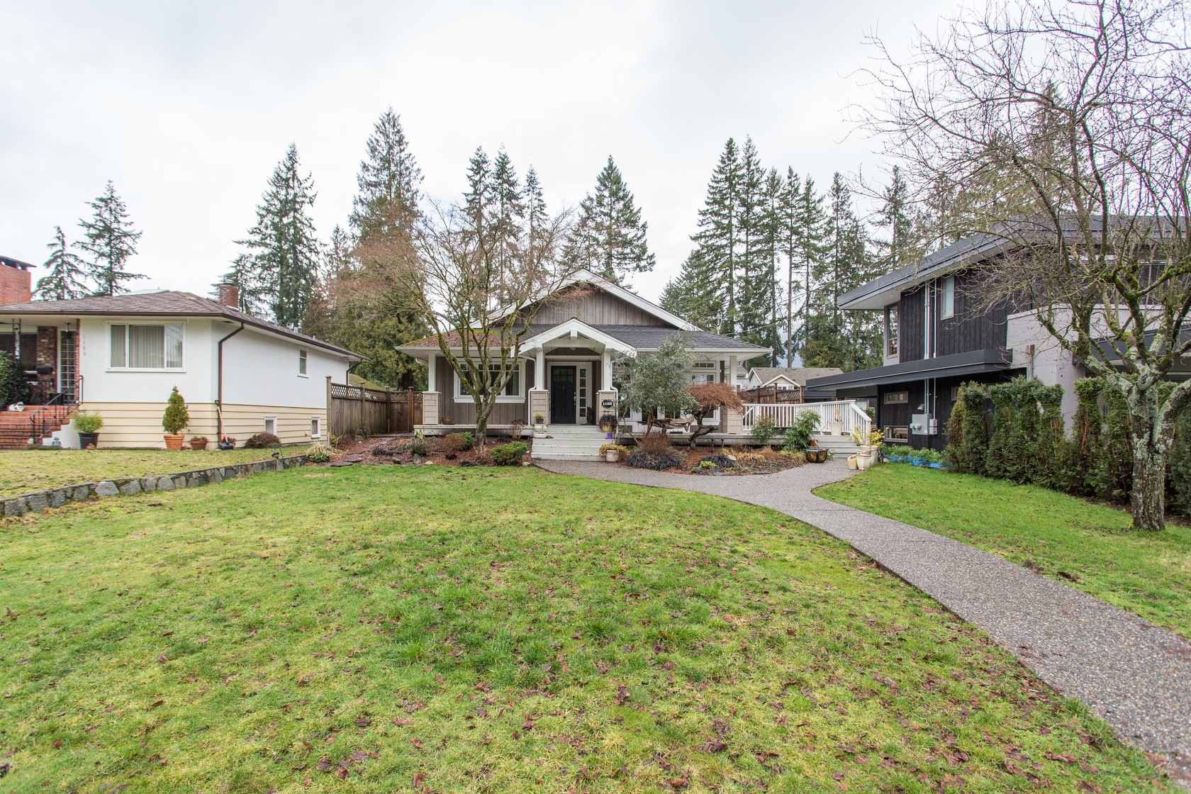 HIGH-3-1 at 1152 W 20th Street, Pemberton Heights, North Vancouver