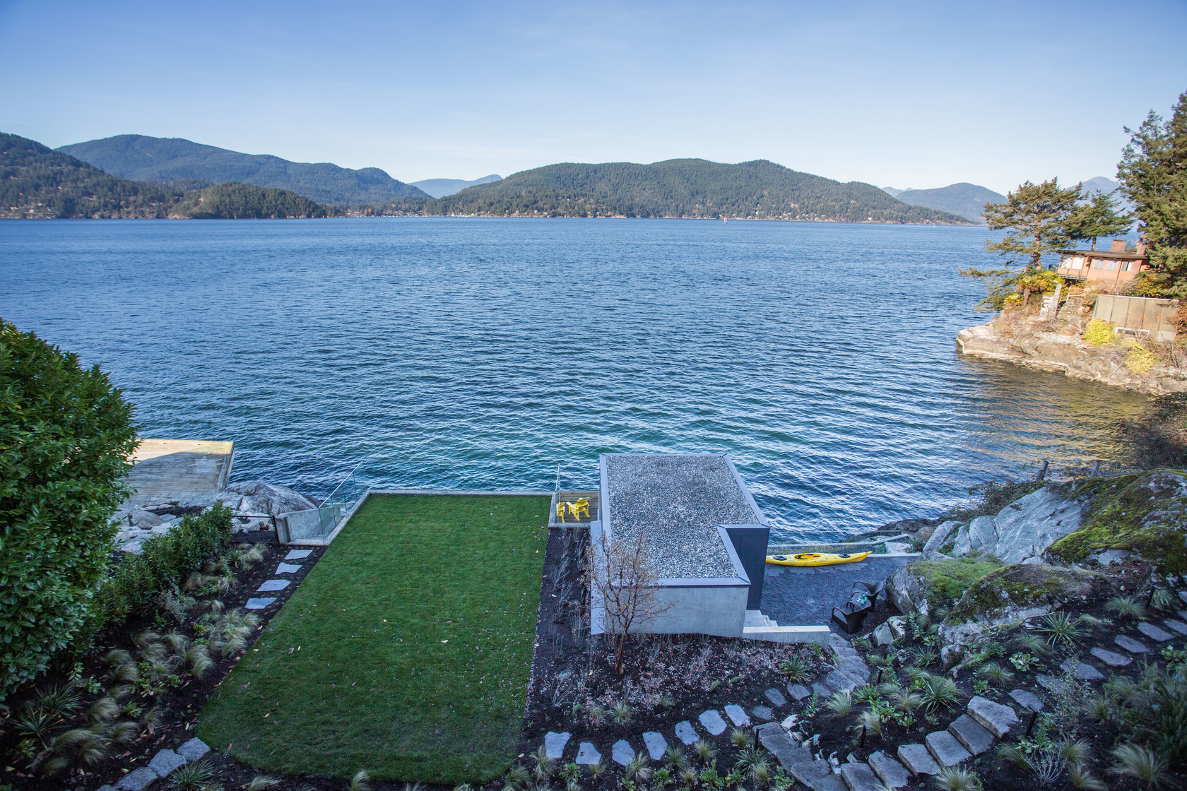 HIGH-9-1 at 7270 Arbutus Road, Waterfront (Whytecliff), West Vancouver