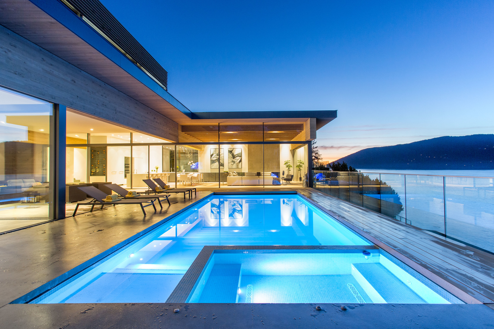 high-44 at 7270 Arbutus Road, Waterfront (Whytecliff), West Vancouver
